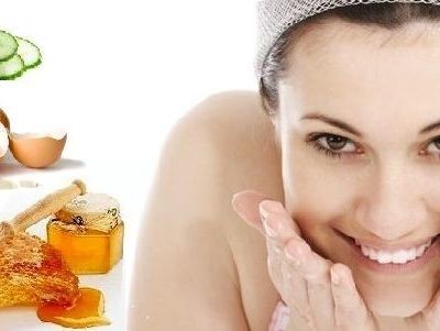Egg White & Honey Face Mask To Calm Irritated Skin