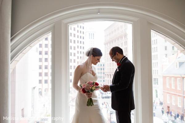 Boston MA Indian Fusion Wedding By Melissa Robotti