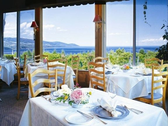 gastronomy at l auberge 3 canards