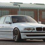 This Engine Swapped Six Speed Sedan Is The M7 That Bmw Never Built Petrolicious