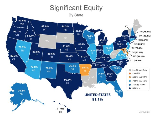 The Truth About Homeowner Equity | Simplifying The Market