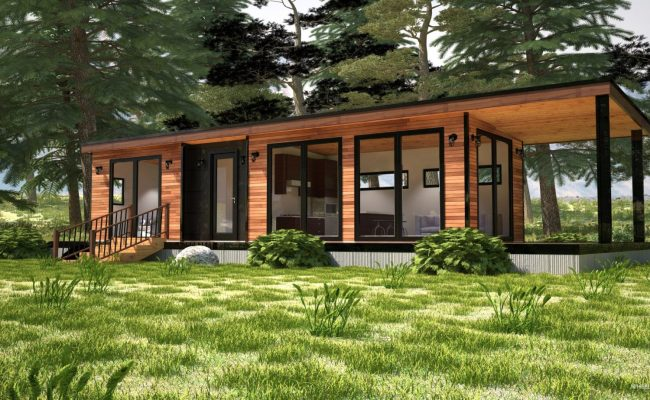 Light Haus Park Model Home Wheelhaus Luxury Rolling Cabins
