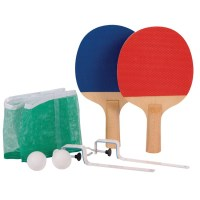 Ping Pong Set For Table & Hathaway 2-Player Single Star ...
