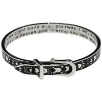 Paw Print Collar Remembrance Bracelet : The Animal Rescue Site