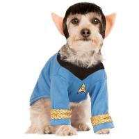 Spock Pet Costume : The Animal Rescue Site