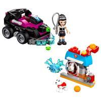 LEGO DC Super Hero Girls Lashina Tank : The Animal ...