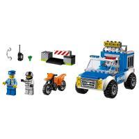 LEGO Juniors City Police Truck Chase : Creative Kidstuff