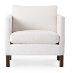 Down Wrapped Cushion Sofas Tufted Corner Sofa Uk Nova Creamy White Armchair - Lounge Chairs Article ...