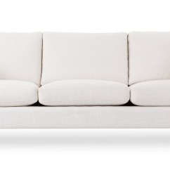 White Company Sofa Throws Reclining Sofas With Cup Holders Nova Creamy Article Modern Mid