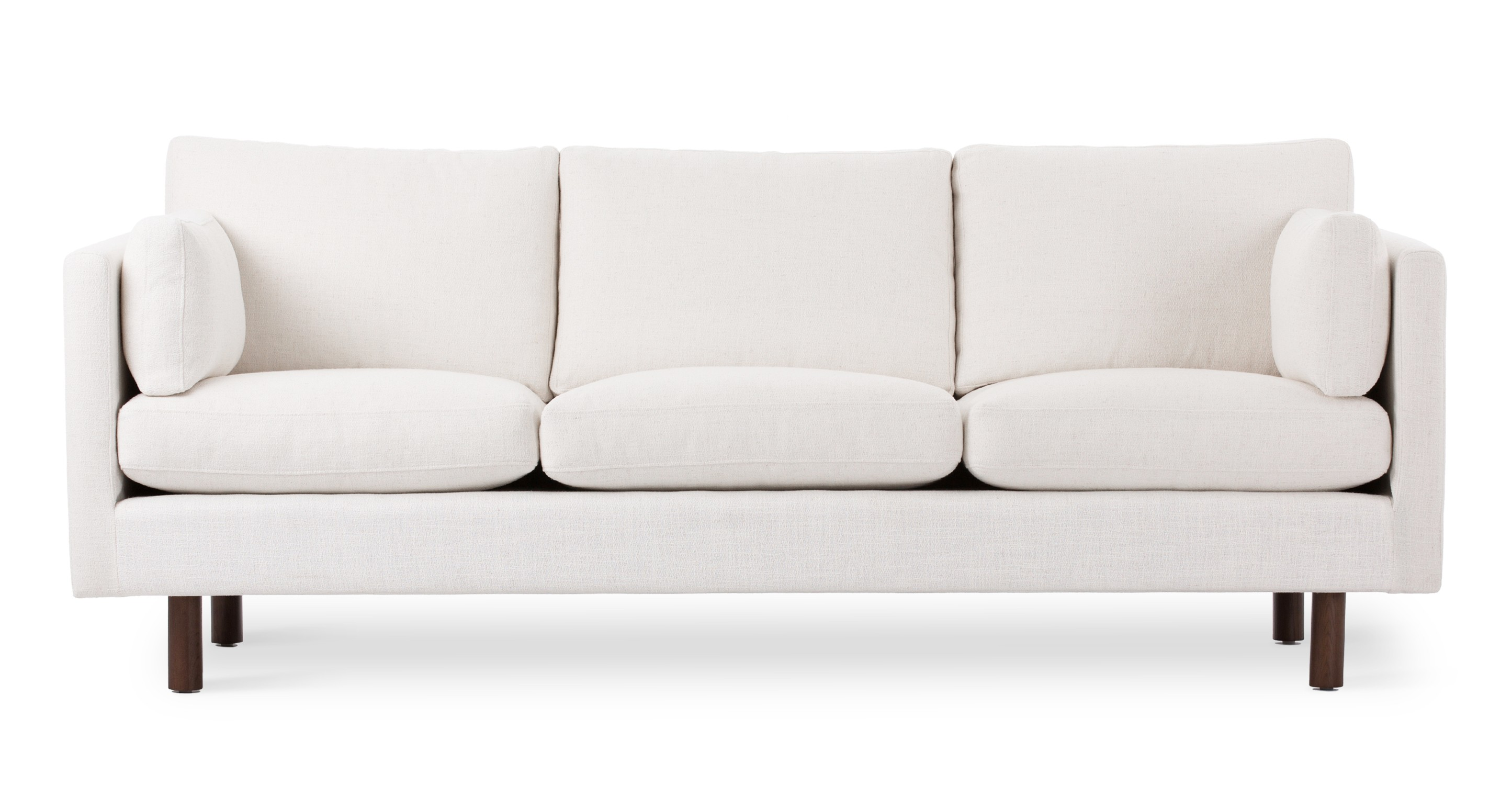 stain proof sofa fabric dog bed saver nova creamy white - sofas article | modern, mid ...