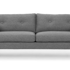 Down Sofas Canada Cheapest Sofa Beds Melbourne Anton Gravel Gray Article Modern Mid