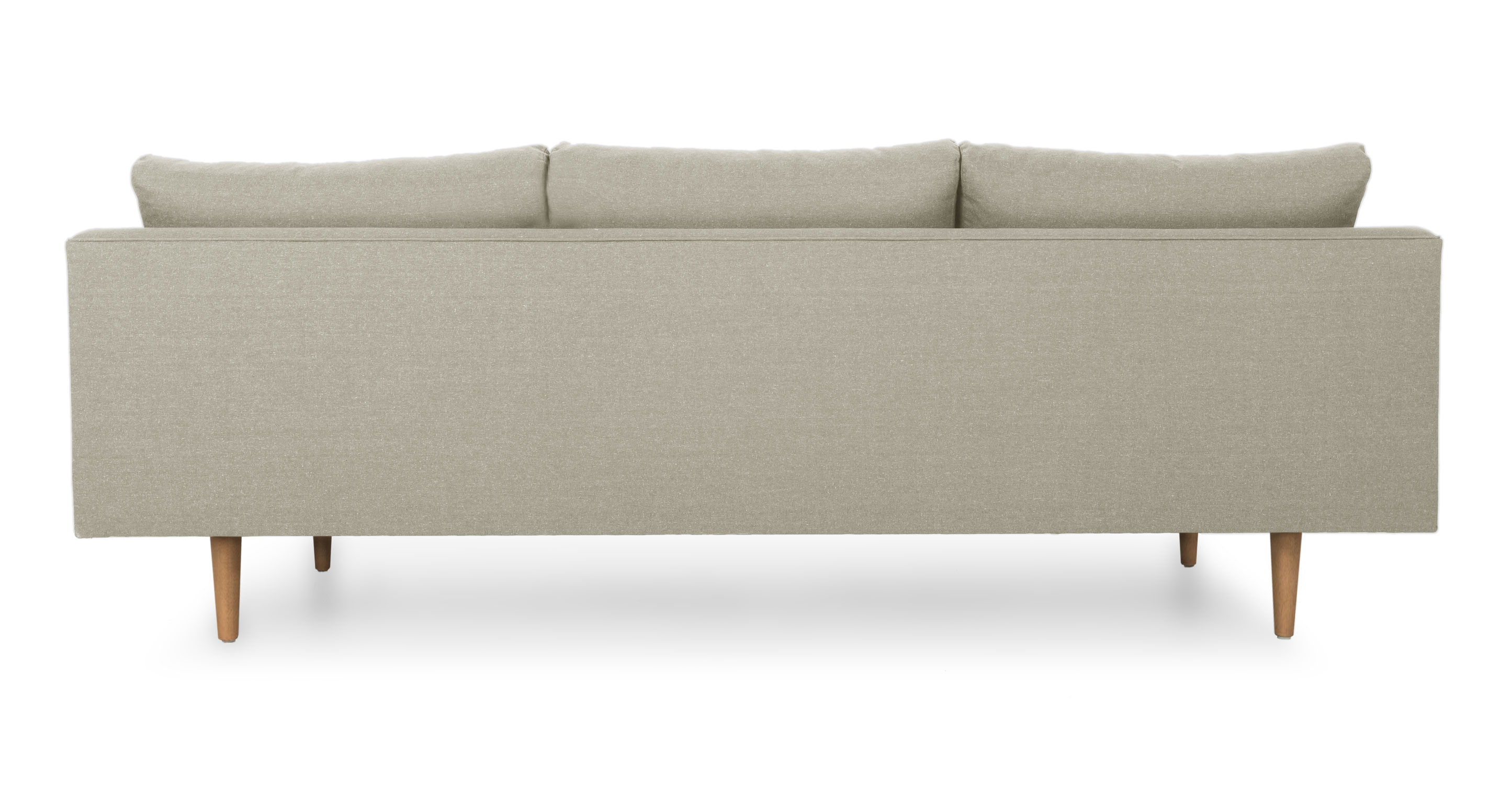 mid century style sofa canada set designs for living room 2017 carl cobble gray sofas article modern