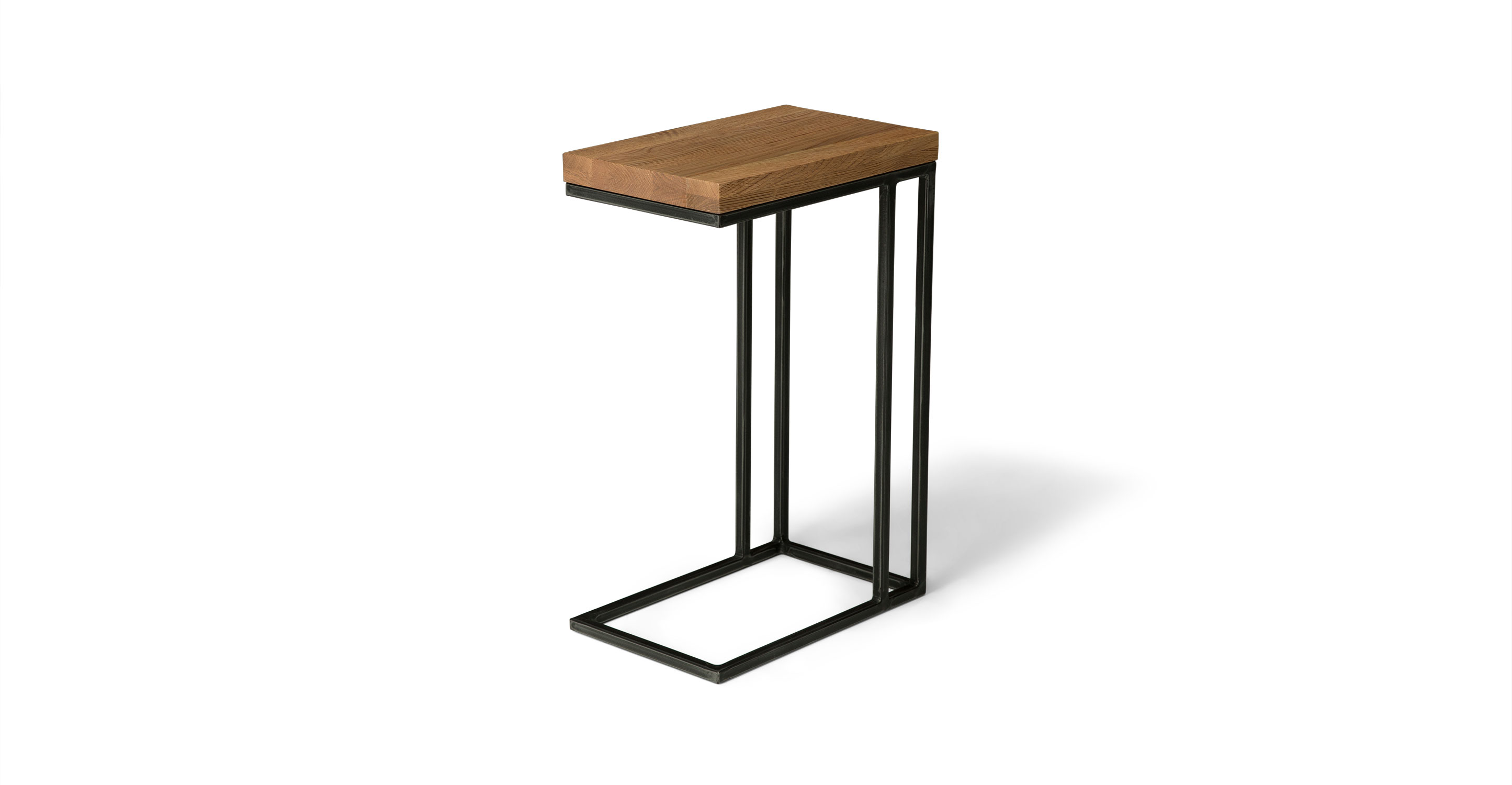 Taiga Side Table  Coffee Tables  Article  Modern Mid