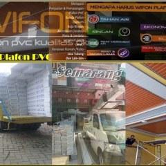 Supplier Baja Ringan Di Semarang Harga Wifon Plafon Pvc Hubungi 0812 1813 747 Jual