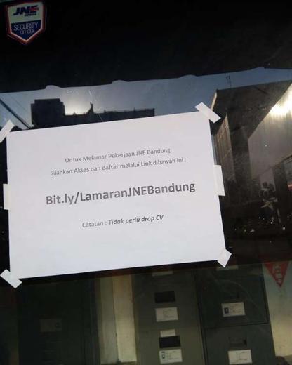 Loker Jne Bandung : loker, bandung, Lowongan, BANDUNG, Radiansyah, Loker, AtmaGo,, Warga, Bantu