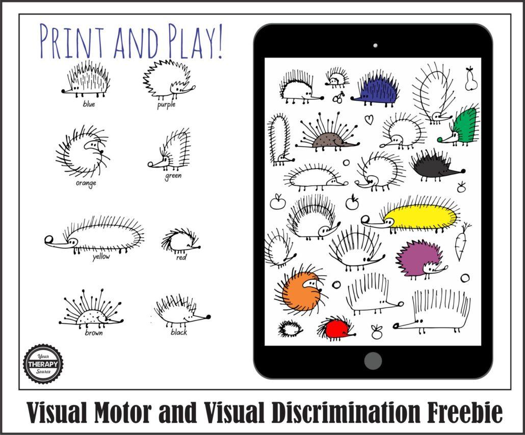 Visual Discrimination Free Download