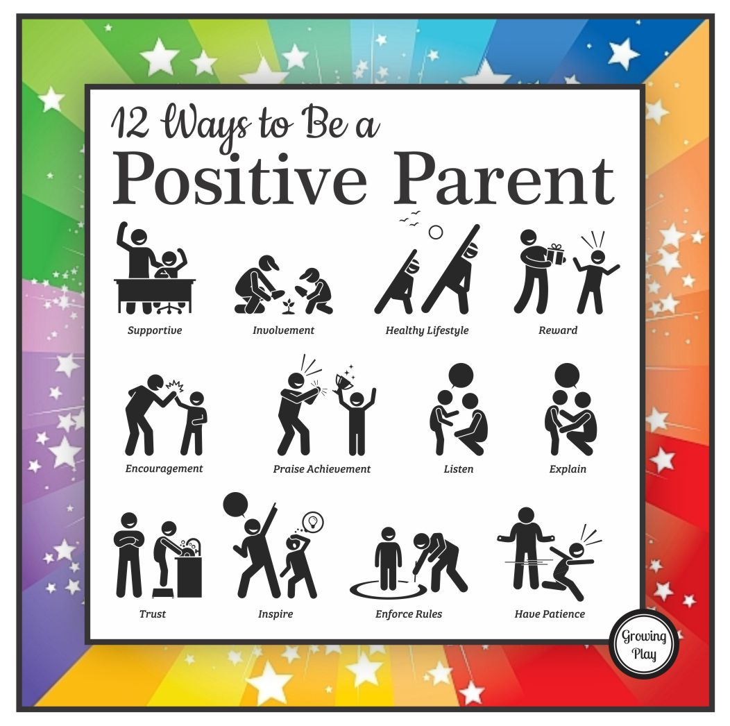 Here Are 12 Positive Parenting Techniques To Help You