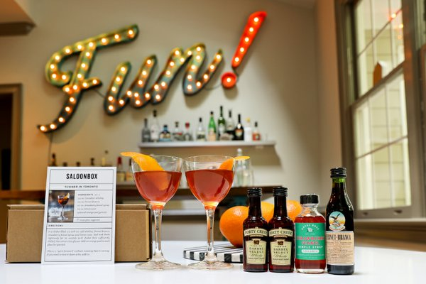 SaloonBox  DIY Cocktail Kit Photo 3