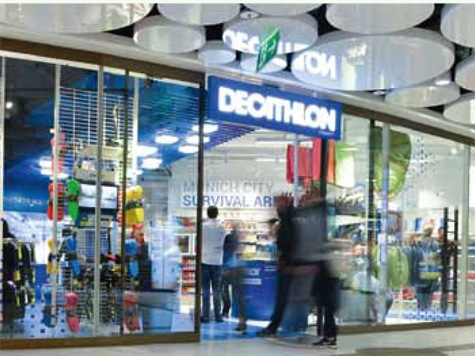 Decathlon Connected (Germania)