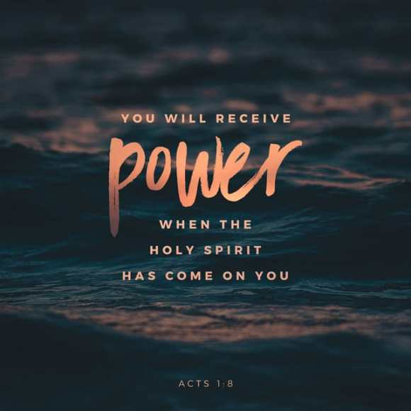 Acts 1:8 CSB