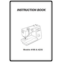 Service Manual, Janome 419S : Sewing Parts Online