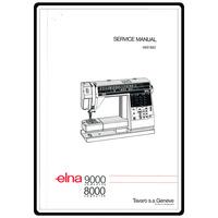 Instruction Manual, Elna 9000 Computer : Sewing Parts Online
