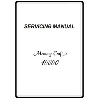 Instruction Manual, Janome MC10000 : Sewing Parts Online