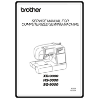 Instruction Manual, Brother SQ-9000 : Sewing Parts Online