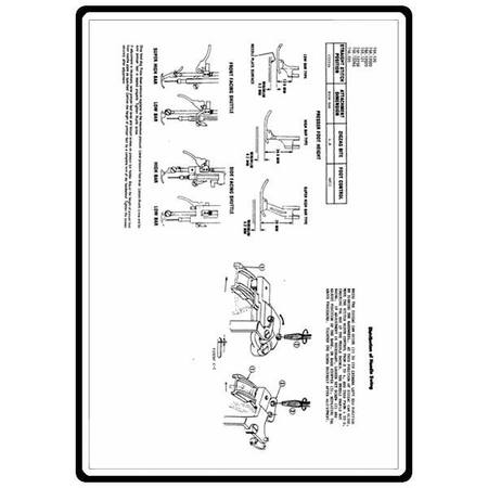 Service Manual, Kenmore 158.120 : Sewing Parts Online