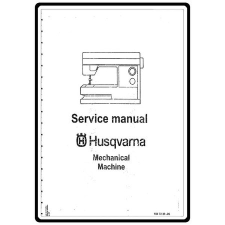 Service Manual, Viking 310 : Sewing Parts Online