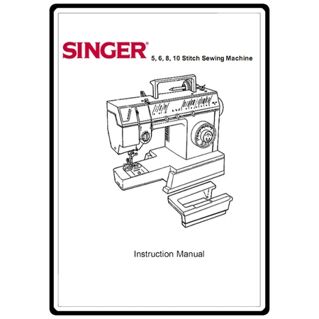 Instruction Manual, Singer 57825 : Sewing Parts Online