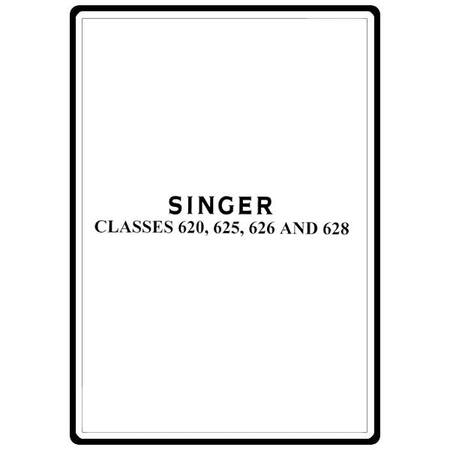 Service Manual, Singer 626 : Sewing Parts Online