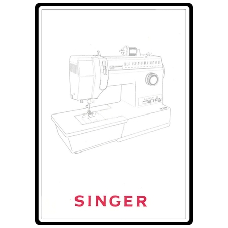 Instruction Manual, Singer 93234 : Sewing Parts Online