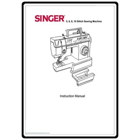 Instruction Manual, Singer FM22 : Sewing Parts Online