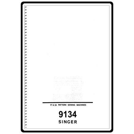 Instruction Manual, Singer 9134 : Sewing Parts Online