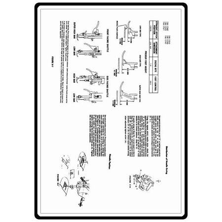 Service Manual, Kenmore 158.17560 : Sewing Parts Online