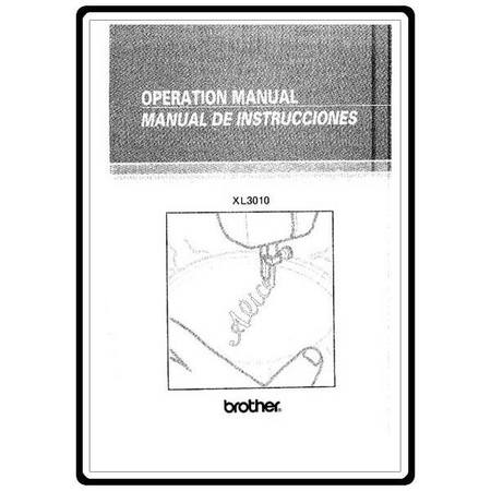 Instruction Manual, Brother XR-33 : Sewing Parts Online