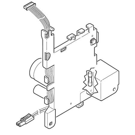 Power Circuit Unit, Singer #416401701 : Sewing Parts Online