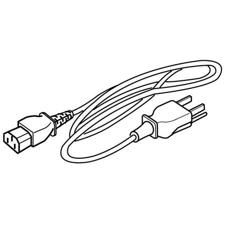 Power Cord, Janome #980559107 : Sewing Parts Online