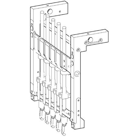 Needle Bar Case Assembly, Brother #XC4954051 : Sewing