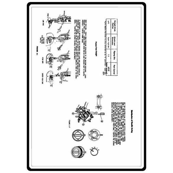 Service Manual, Kenmore 158.18130 : Sewing Parts Online