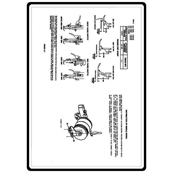 Service Manual, Kenmore 158.13400 : Sewing Parts Online