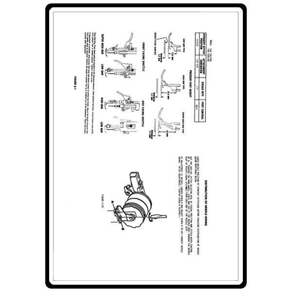 Service Manual, Kenmore 158.1561180 : Sewing Parts Online
