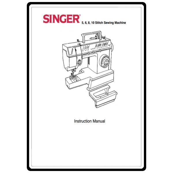 Instruction Manual, Singer 4514 : Sewing Parts Online
