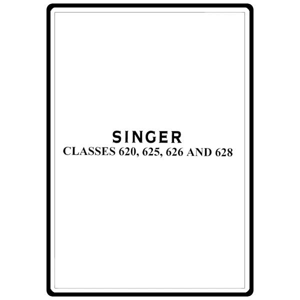 Service Manual, Singer 620 : Sewing Parts Online