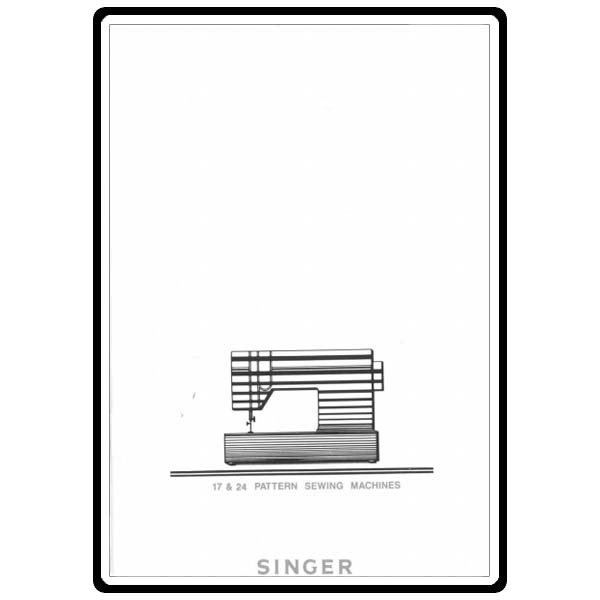 Instruction Manual, Singer 9417 : Sewing Parts Online