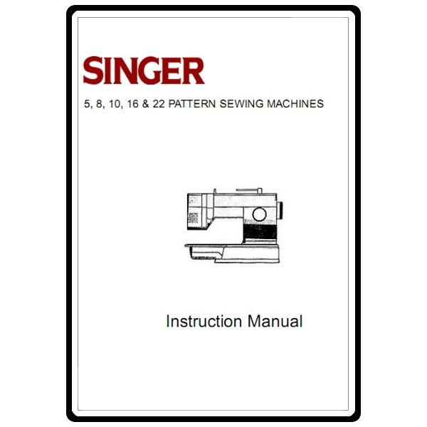 Instruction Manual, Singer 9027 : Sewing Parts Online