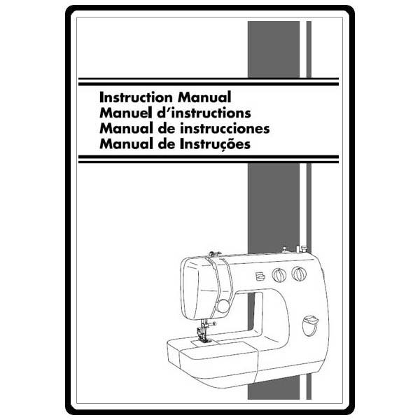 Instruction Manual, Brother LS30 : Sewing Parts Online