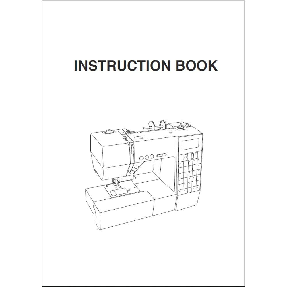 Instruction Manual, Necchi EX30 : Sewing Parts Online