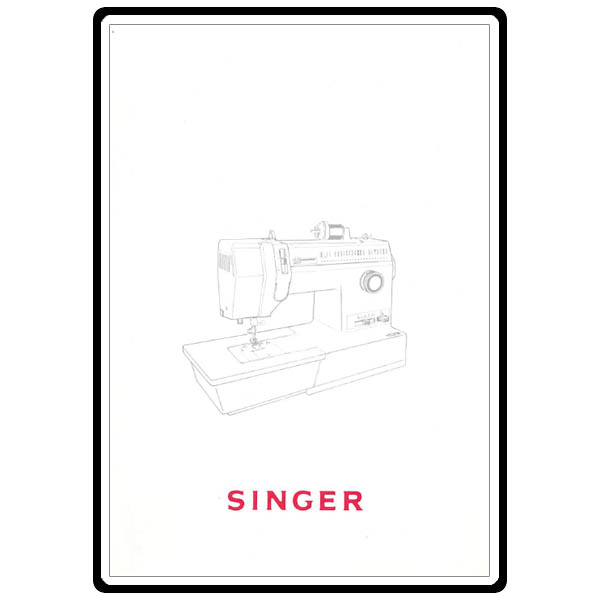 Instruction Manual, Singer 4572 : Sewing Parts Online